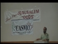 [AL-QUDS 2012] Seminar & Iftaar Dinner - Br Ali Mallah - Opening Remarks - English
