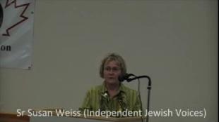 [AL-QUDS 2012] Seminar & Iftaar Dinner - Sr Susan Weiss - English