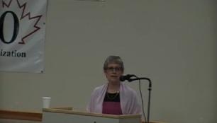 [AL-QUDS 2012] Seminar & Iftaar Dinner - Dr Abigail Bakan - English