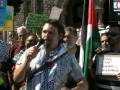 [AL-QUDS 2012] Toronto, Canada : Speech by Sid Lacombe, Canadian Peace Alliance - English