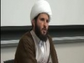 [UOC] 2nd Day Islamic Laws in an Ever-Changing World - Sheikh Hamza Sodagar University of Calgary - Part 1 English
