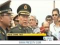 [04 Sept 2012] Chinese Defence minister visits India - English