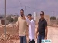 [09 Sept 2012] Israeli settlers attack Palestinian farmers - English