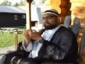 Glorification of Allah (swt) - Short speech by Syed Asad Jafri - English