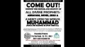 Nation Wide Solidarity with Divine Prophets - Friday & Saturday - 21& 22 September 2012 - All Languages