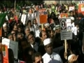 Toronto Protest Against Blasphemous Movie, Br. Zafar Bangash Closing Remarks and Resolution - Urdu