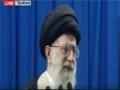 Imam Khamenei wendet sich zu Imam Mahdi a.j - Persian Sub German