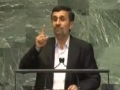 [ENGLISH][26Sep12] President Ahmadinejad Speech at 67th UN General Assembly