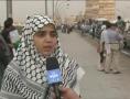 حمایت دانشجویان مصری ازفلسطین Egyptian Students supporting Palestinians - Farsi