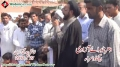 [27 Sep 2012] Dharna at M.A Jinah Road to release arrested persons - Karachi - Urdu