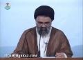 ملال پاکستان ملالہ و طالبان Ustad Syed Jawad Naqavi - 14 October 2012 - Urdu