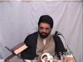 02 فلسفہ قیام امام حسین ع Falsafa-e-Qayam-e-Imam Hussain (as)- Agha Jawad Naqvi - Urdu