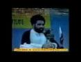 [04] - Seminar - امر بالمعروف و نہی عن المنکر Amr Bil Maroof Wa Nahi Anil Munkir - Agha Jawad Naq