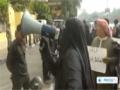 [07 Nov 2012] Egyptians protest at Saudi Arabia\'s embassy in Cairo - English