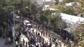 مراسم استقبال مردم بجنورد از رهبر انقلاب People of Bojnourd Welcoming Rehbar - Farsi