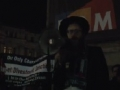 Protest against Illegal Zionist Regime of israel - Speech by Jewish Rabbi - English