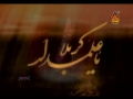 Ghazi (a.s) Mai Raazi Haan - Noha by Mir Hasan Mir 2012-13 - Punjabi