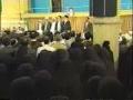 Rehbar speech - maraseme tanfize riasat jomhoori - Persian