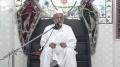 Salaam by Brother Rafiq Hussain Taeb - 18 November 2012 - Urdu