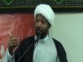 [03] Muharram 1434 - Various Forms of Shirk - Sh. Jafar Muhibullah - English