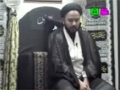 [7] Muharram 1434 - Huqooq e Ahle bait - H.I Syed Saghir Hussain - Urdu