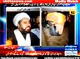 Ameen Shaheedi at bomb blast site in Rawalpindi - Urdu