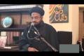 [08] Muharram 1434 - KARBALA - Ahya-e-Sunnat-e-Nabavi (s) - Moulana Syed Taqi Raza Abedi -  Urdu