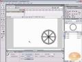 Learn Flash - Motion Tweening Animation - English