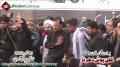 [کراچی دھرنا Day 3] Mutalbaat ki Manzori : Alwida-e-Noha Shadman Raza - 16 December 2012 - Urdu