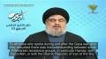 [ENGLISH] Sayyed Nasrallah on the Current Relationship between Hezbollah/Iran and Hamas - Arabic sub English
