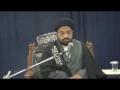 Falsafa-e-Hayaat - 15th Muharram 1434 A.H Majlis - Moulana Syed Taqi Raza Abedi - Urdu