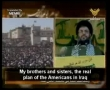 Sayyed Hassan Nasrallah - The Iraqis Have the Right To Carry Out Resistance - English Subtitles