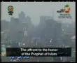 President Mahmoud Ahmadinejdad - The Real Holocaust is in Palestine and Iraq - English Subtitles
