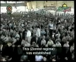 President Mahmoud Ahmadinejad Speech on Quds Day 2007 - Short - Eng Sub