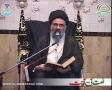 [04] اُمت کی آفات Ummat ki Aafaat - 14 Safar 1434 - Ustad Syed Jawad Naqavi - Urdu