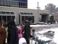 Arbaeen (Chehlum) Jaloos in Windsor Ontario Ja. 06, 2013 - All Laguage