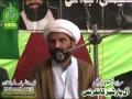[26 Dec 2012] Speech H.I. Maqsood Domki - S. G  Balochistan - All Parties conference - Urdu
