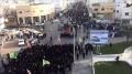 تصوير جوي للحشود في مسيرة الرسول الأعظم (ص) العزائية 1434 Arabic