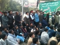 Protest Against Shia Killing in Pakistan Outside Governer House Lahore - 13 Jan 13 - Urdu