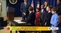 [17 Jan 2013] Obama\'s gun aims at firearms - English