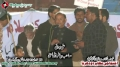 [13 Jan 2013] Karachi Dharna - Noha by Ali bhai from Ali Basti - Urdu
