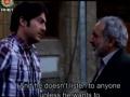 [02] مرد نقره ای: قسمت دوم The Silver Man - Farsi sub English