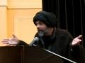 [MSA-PSG 2012] Continuing on the Straight Path (Closing Speech) - H.I. Syed Abbas Ayleya - English