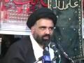 [07] منشور امامت Manshoor e Imamat - Ustad Syed Jawad Naqavi - Urdu
