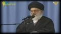 Imam Khamenei speech at the Conference on Islamic Unity | في مؤتمر الوحدة الاسلامية - Arabic