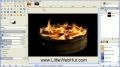 GIMP - Fire and Flames - English