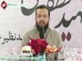برسی شہید مظفر کرمانی - Speech H.I. Syed Naqi Hashmi - 5 Feb 2013 - Urdu