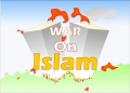 War on Islam - Urdu msg English