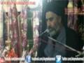 7th Muharum 1434 Majlis Moulana Shafqat Ali Naqvi Imam Bargah Aleymohammed - Urdu