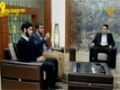 Martyr Imad Mughniyeh | young university | الشهيد عماد مغنية - القدوة والنم - Arabic